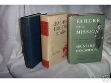 Old books leading up to WW2 Nora Waln 1939 etc