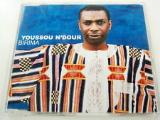 YOUSSOU N'DOUR BIRIMA - CD SINGLE 4 TRACKS