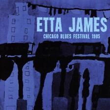 Etta James - Chicago Blues Festival 1985 (2017)  CD  NEW/SEALED  SPEEDYPOST