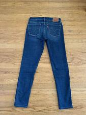 LEVIS 710 super skinny 28 Womens Jeans Medium wash