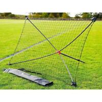 Precision Football Quick Setup Portable Rebounder 5' x 3'