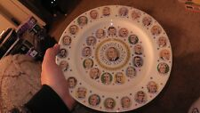 collector plate souvenir presidents of the united states vintage old rare 1960s?