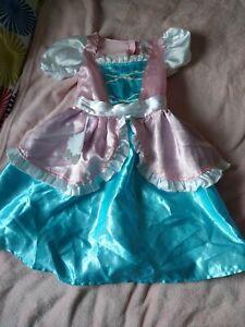 Girls Little Bo Peep Costume Fancy Dress Up TU Age 5-6-7 Years Playwear