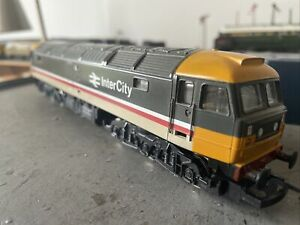 Hornby R802 class 47 487 In Inter City Livery OO Gauge Boxed