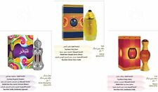 Swiss Arabian Noora + Zahra + Mubakhar Combo of 3 Concentrated Attar Perfume Oil