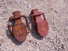 Allis Chalmers Wd45 Wd 45 Ac Tractor Snap Coupler Nice Original Rockshaft Hands