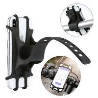 Motorcycle Phone Mount Holder GPS For Bike Bicycle iPhone Handlebar Cradle Lw