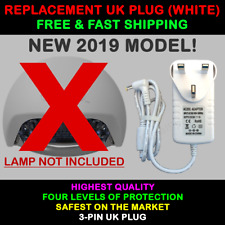 36v DC Watt Power Supply Adaptor UK Plug Replacement NEW 2019 for CND LED Lamp