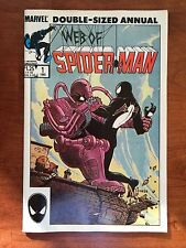 Marvel's WEB OF SPIDER-MAN (1985) ANNUALS Issues 1, 2, 4, 5, 6, 8, 9