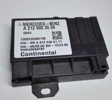 MERCEDES-BENZ GLK-350 FUEL PUMP CONTROL MODULE A2129003508