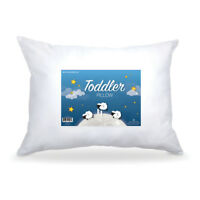 """PharMeDoc Toddler Pillow - Little Pillow for Kids Ages 1-5 - 14"""" x 19 inches"""
