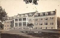 C82/ Mankato Minnesota Mn Real Photo RPPC Postcard c'10 Daniel Buck Hall College