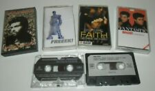 Lot x 4 WHAM George Michael Cassette Philippines Thailand Faith FREEEK Fantastic