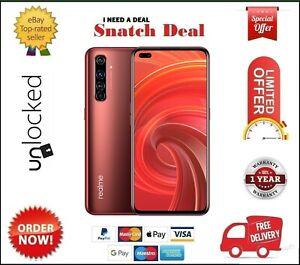 REALME X50 PRO 5G 6.44 256GB+12GB RAM SINGLE SIM UNLOCKED SMARTPHONE - RUST RED