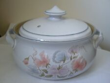 DENBY - ENCORE - LIDDED CASSEROLE / VEGETABLE DISH -EXCELLENT USED CONDITION*t