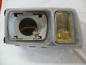 Mercedes Right Headlight Assembly 126 300SD 500SEL 300SE 300SEL 280SE 380SEL