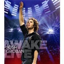 "Josh Groban ""Awake Live"" blu ray neuf"