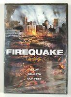 FIREQUAKE (DVD, Region 1, 2015) SCI-FI, Alexander Paul, Zoe Barker NEW, SEALED!