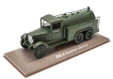 ZIS 6 Camion Tanker Fertigmodell Maßstab 1:43