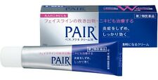 Japan Lion PAIR ACNE Medicated Acne Care Cream W 14g ライオンPairアクネクリームW狮王PAIR 祛痘膏