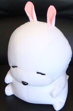 "Snow Foam Micro Beads 14""-16"" Full Size Mashimaro Rabbit Cushion Pillow-New"