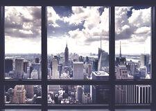 RIESEN Poster NEW YORK - Window  ca140x100cm NEU XL881