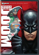 JUSTICE LEAGUE: DOOM animated movie  - DVD - Region 1