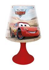 Lampada da tavolo Disney Cars - Ideale per la camera dei bambini!