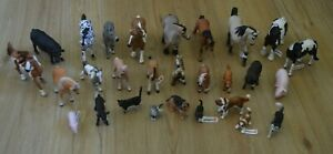 Schleich Farm Life Farm Animal Horses Donkey Dogs Cats Cows Sheep 2015