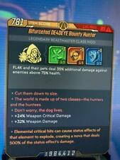 Lvl65 BADA** Best MODDED Class Mods-1 For Each Vault Hunter Borderlands 3 Xbox 1