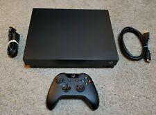 Microsoft Xbox One X 1TB HDD Console - Black
