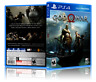 God of War - ReplacementPS4 Cover and Case. NO GAME!!