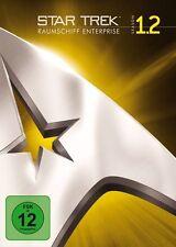 Star Trek - Raumschiff Enterprise: Season 1.2, Remastered [4 DVDs] (OVP)