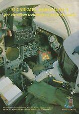 X7197 Accademia Aeronautica - Pubblicità 1992 - Advertising