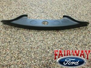 F150 F250 F350 Excursion OEM Genuine Ford Rear Bumper Center Step Pad Cover NEW