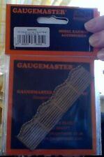 Gaugemaster GM452 OO Gauge Wooden Fence Panel w/Lattice Set (3)