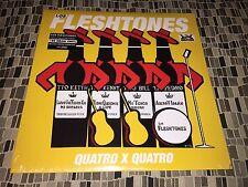 """Los Fleshtones Quatro X Quatro 12"""" vinyl Sealed"""