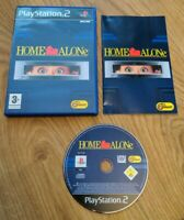 Home Alone Sony Playstation 2 PS2 Game Complete with Manual - Free P&P