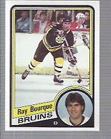 1984-85 Topps Hockey Base Singles (Pick Your Cards)