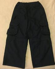 Boys Sz 4 Navy Blue Bsoa Boy Scouts Of America Cub Scouts Detach Pants
