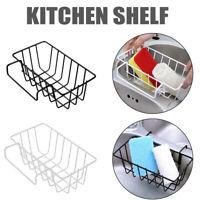 Kitchen Drain Stand Storage Racks Basket Kitchen Sponge Towel Holder Sink Faucet