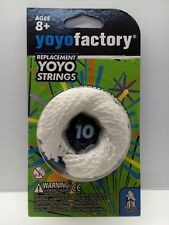 YoYofactory YoYo Replacement Strings 10 Pack
