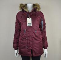 Alpha Industries Damen Jacke N3B VF 59  Damenmantel Parka Jacket XS XL Coat NEU