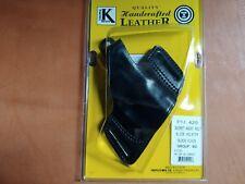 TRIPLE K BELT SLIDE HOLSTER #420-FITS H&K USP 9, 40, .357 COMPACT NEW IN PACKAGE
