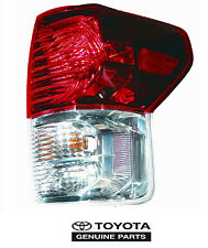 GENUINE TOYOTA 815500C090  TUNDRA RIGHT PASSENGER TAIL LIGHT  2010 -2013