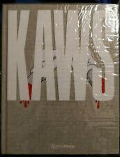 KAWS BOOK BY RIZZOLI HARDBACK SOLD OUT  chum bff warm regards bendy blitz