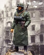 Tanker Craft 1/24 WWII German Motorcyclist Resin Figure