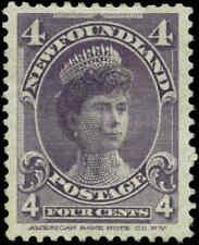 Newfoundland Scott #84 Mint No Gum