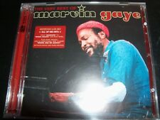 MARVIN GAYE Very Best Of Marvin Gaye (Australia) Greatest Hits 2 CD – New