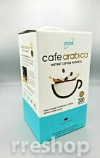 Atomy Cafe Arabica Instant Coffee Packets 200 packets (Each Packet 0.42oz / 12g)
